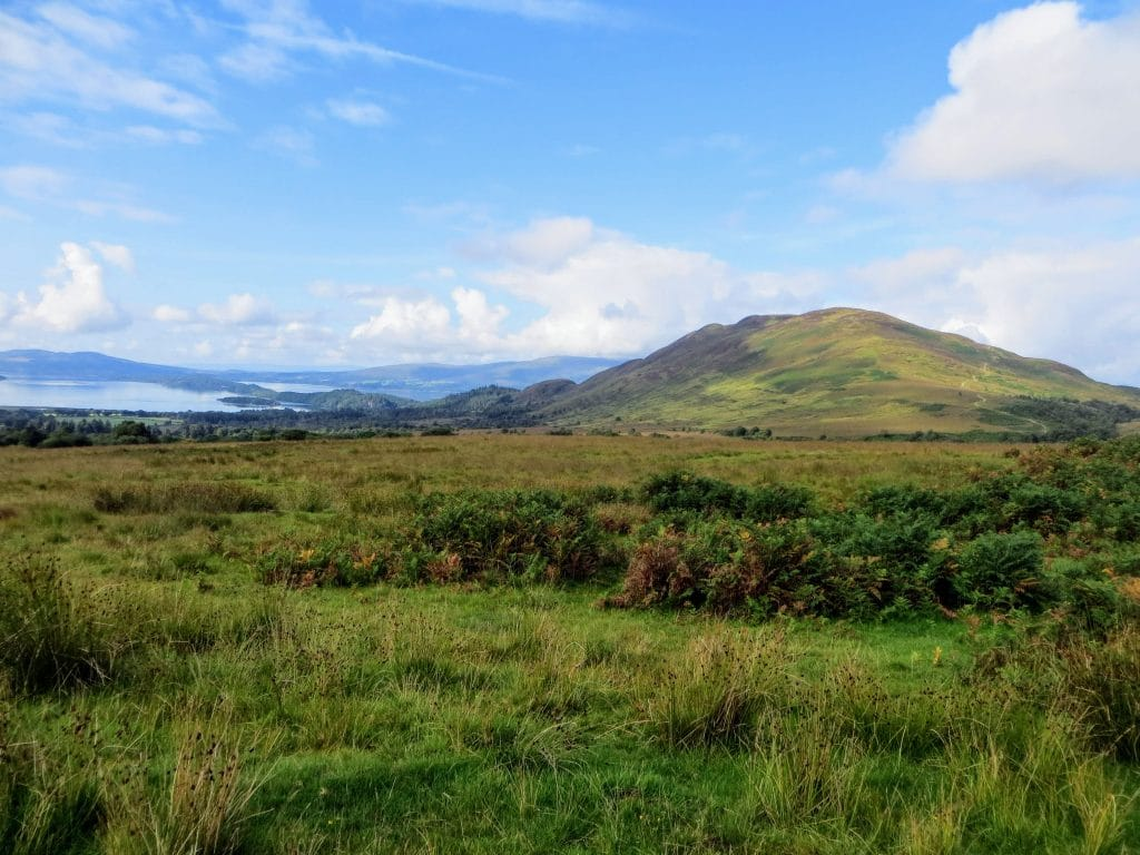 1 Week Tour of Scotland - Conic Hill