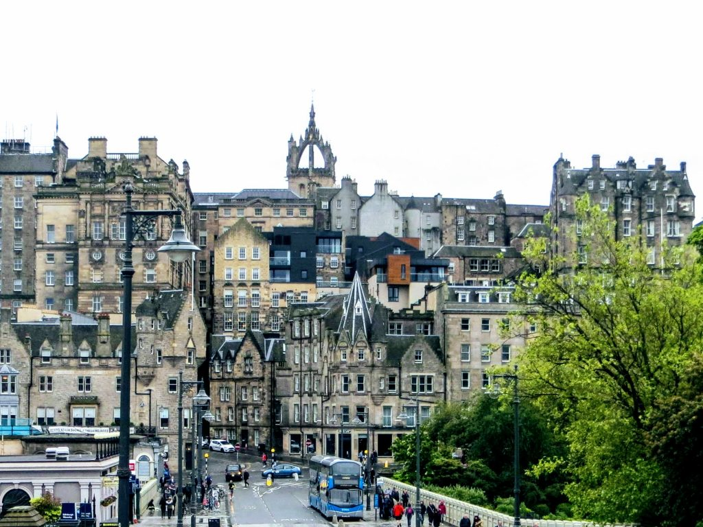 1 Week Tour of Scotland - Edinburgh