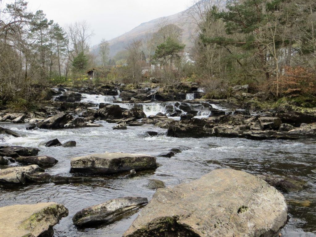 1 Week Tour of Scotland - Falls of Dochart