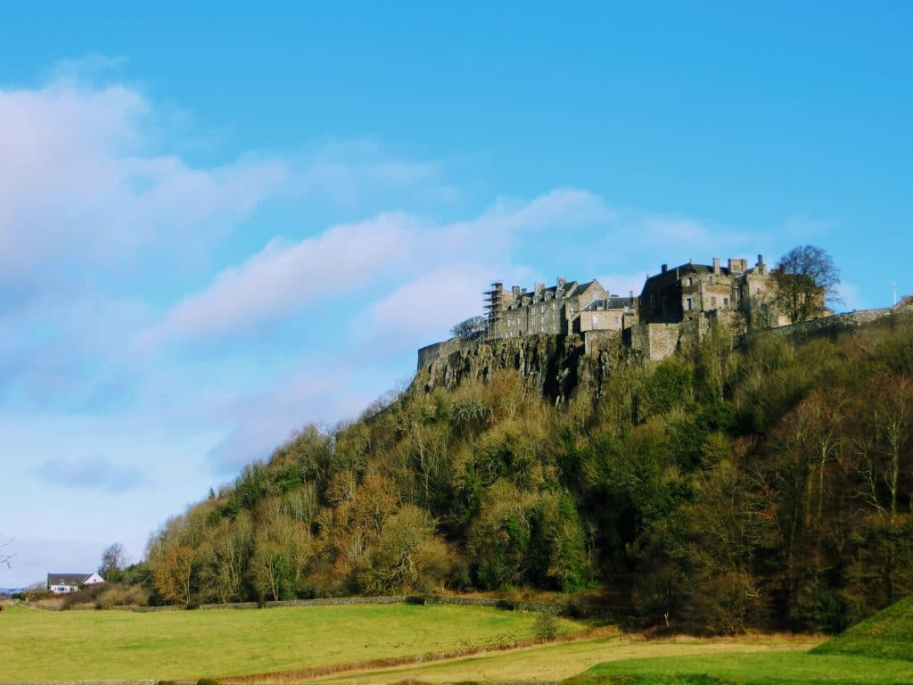 1 Week Tour of Scotland - Stirling Castle