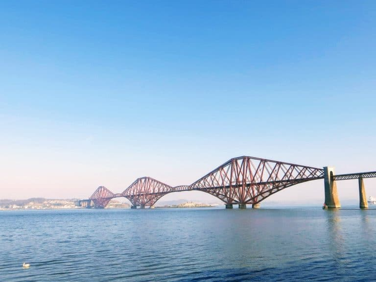 Aberdeen to Edinburgh Private Tour/Transfer - Forth Bridge