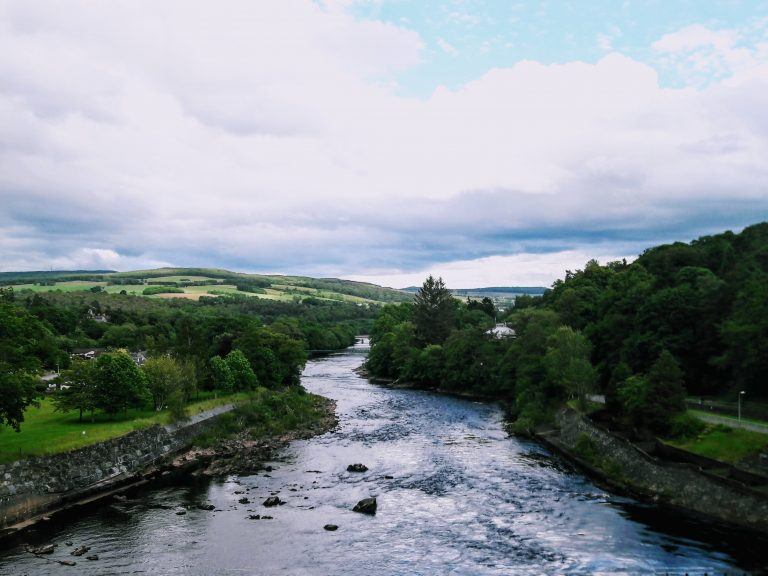 Edinburgh to Inverness Private Tour/Transfer - Pitlochry Dam