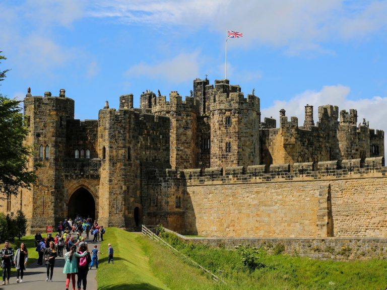 Harry Potter Private Tour Scotland - Alnwick