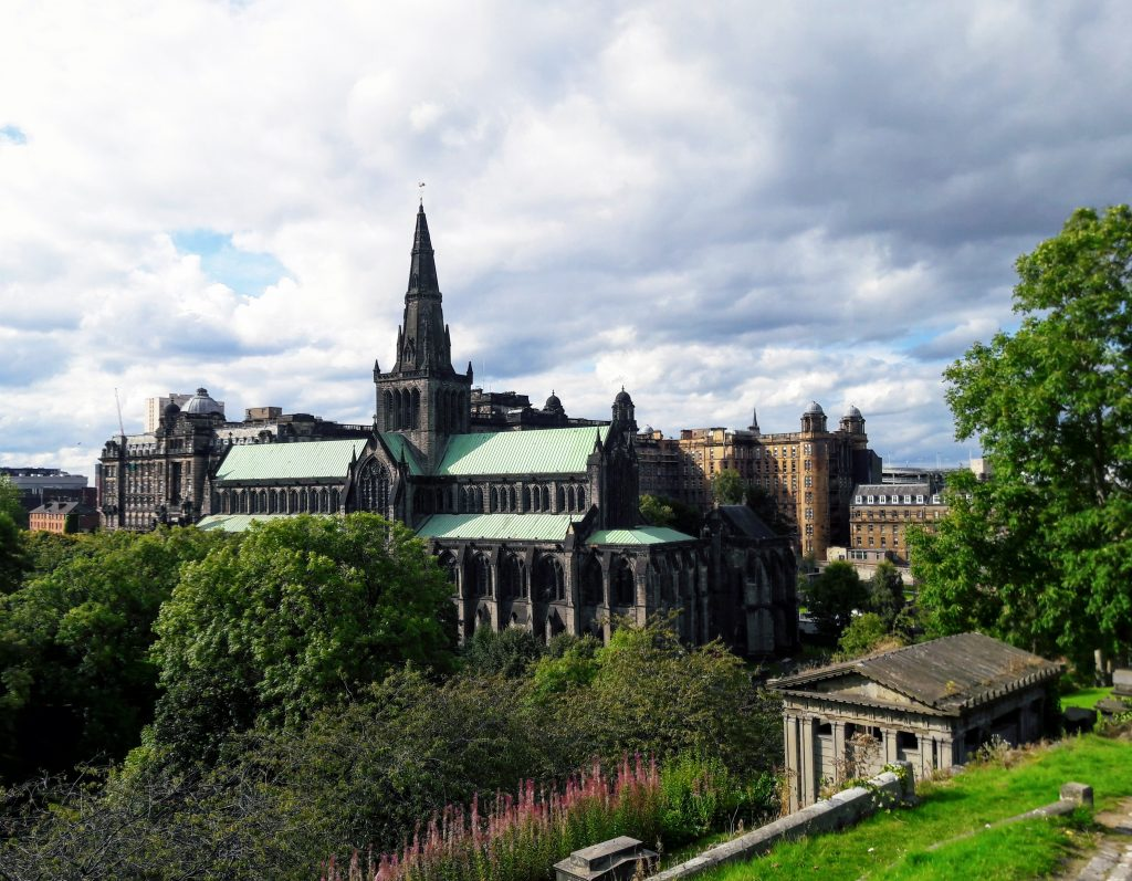 Highland Trips from Glasgow - Cathedral
