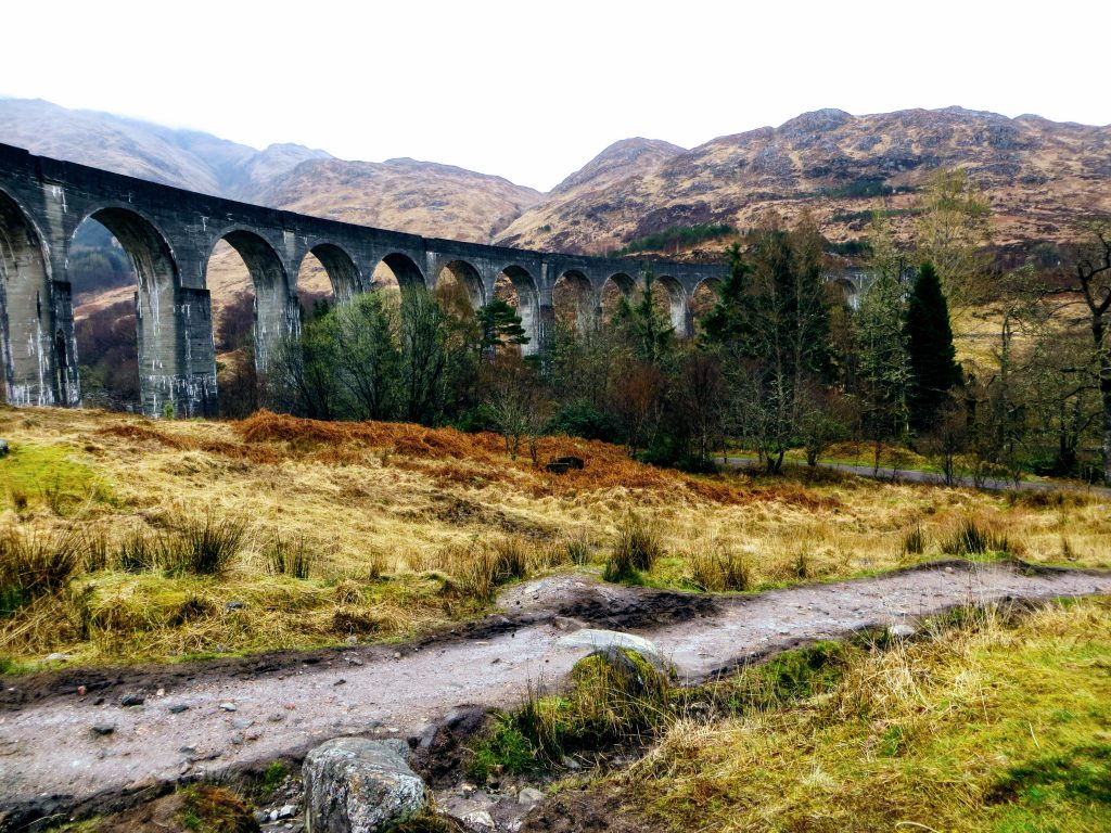 Highland Trips from Glasgow - Glenfinnan Viaduct