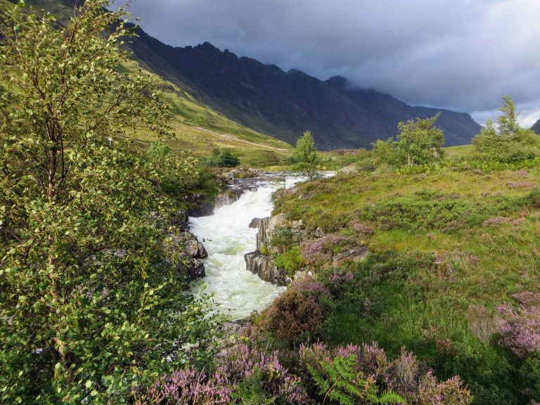 Highland Trips from Glasgow - River Coe