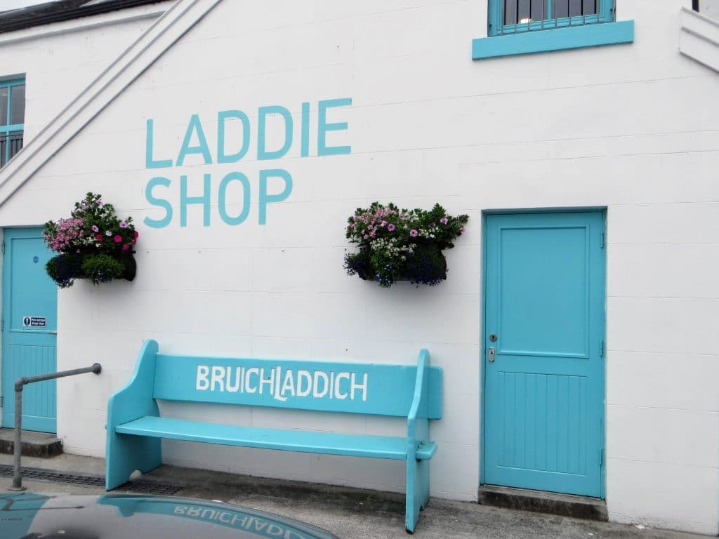 Islay Private Tour from Edinburgh - Bench