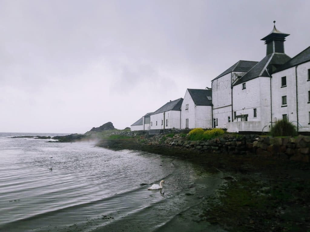Islay Private Tour from Edinburgh - Distillery