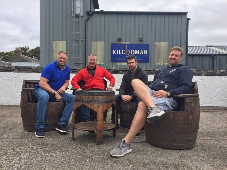 Islay Private Tour from Edinburgh - Happy Customers