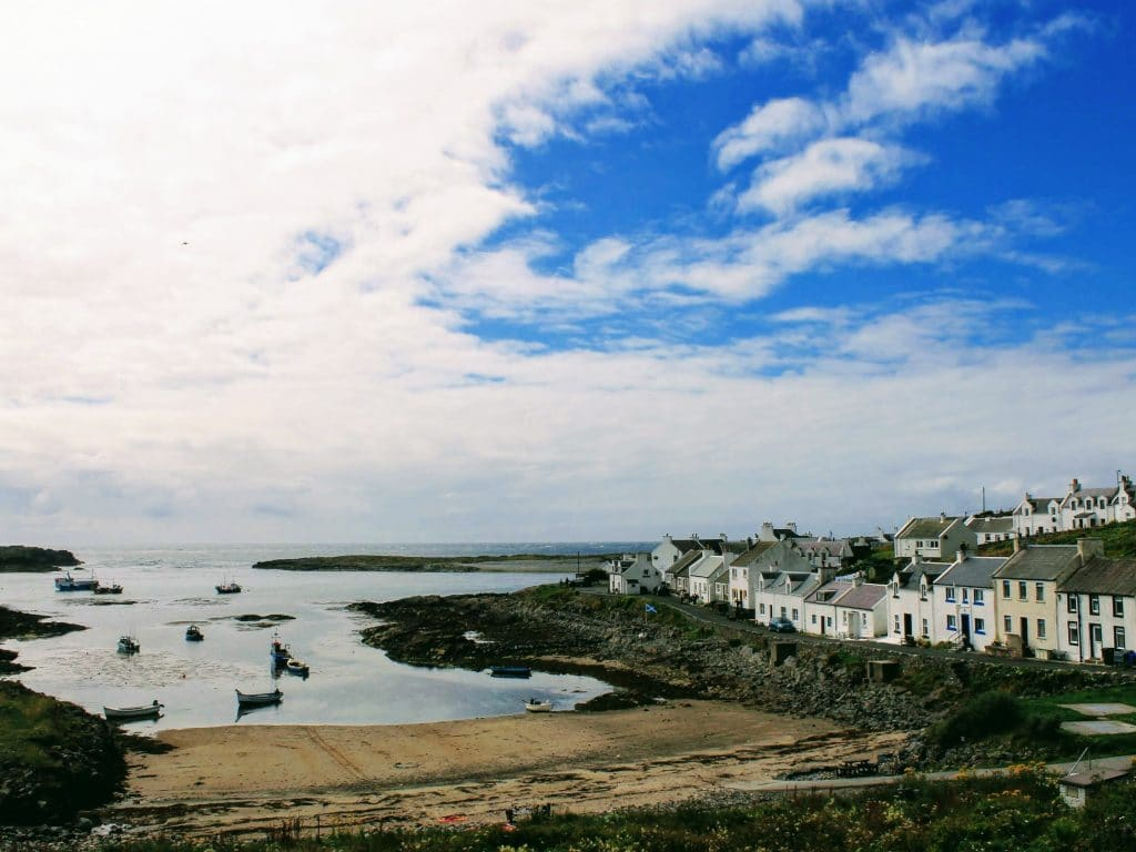 Islay Private Tour from Edinburgh - Portnahaven