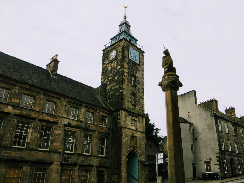 Outlander 1 Day Private Tour - Stirling Old Town