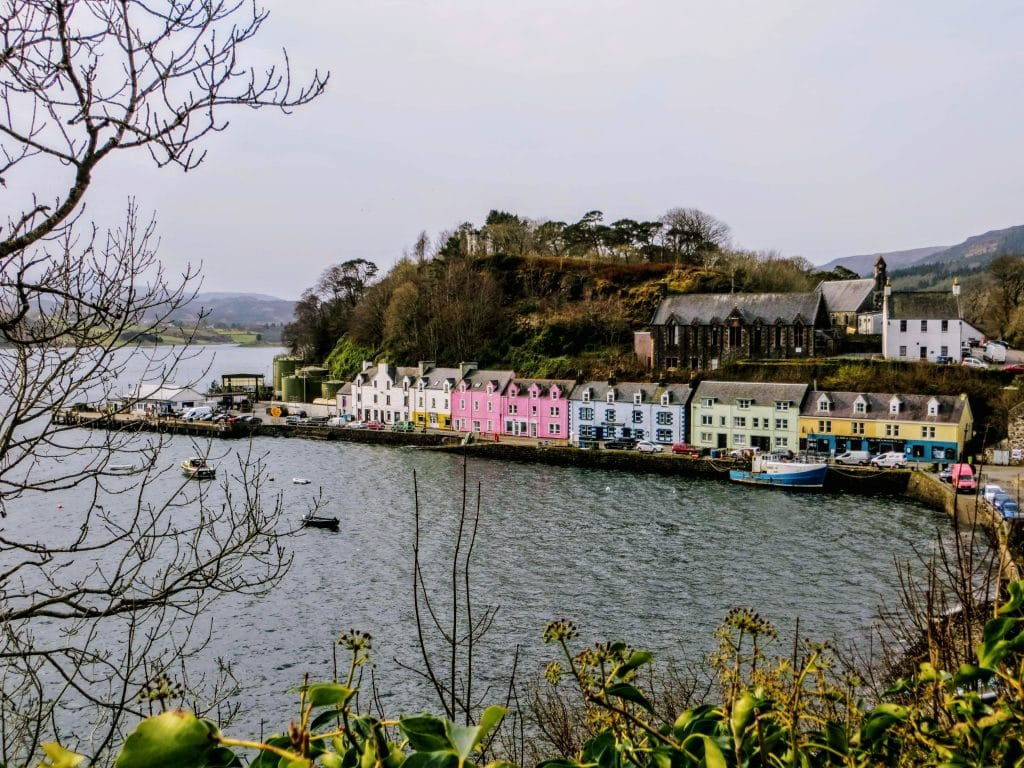 Private Tour Isle of Skye - Portree
