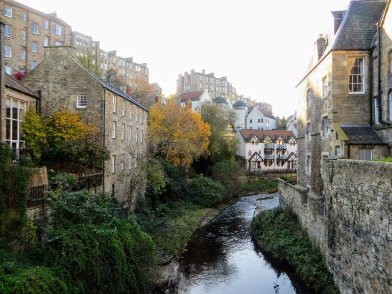 Scottish Borders Tour - Dean Village