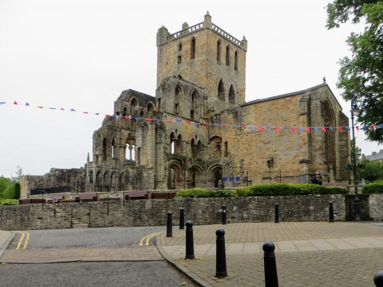 Scottish Borders Tour - Jedburgh Abbey