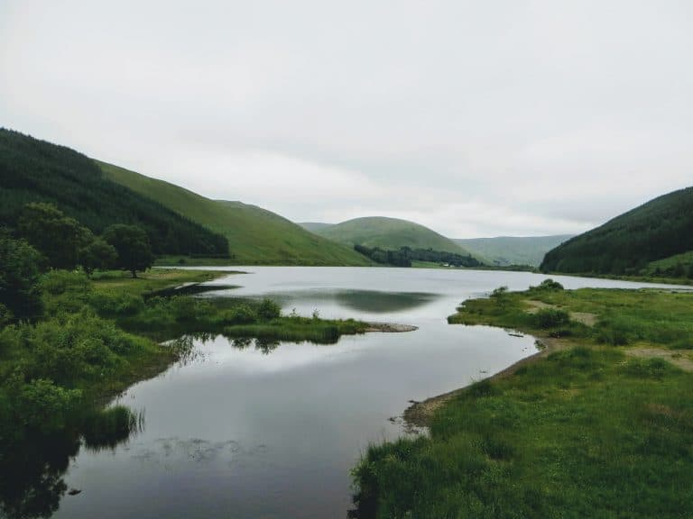 Scottish Borders Tour - Loch