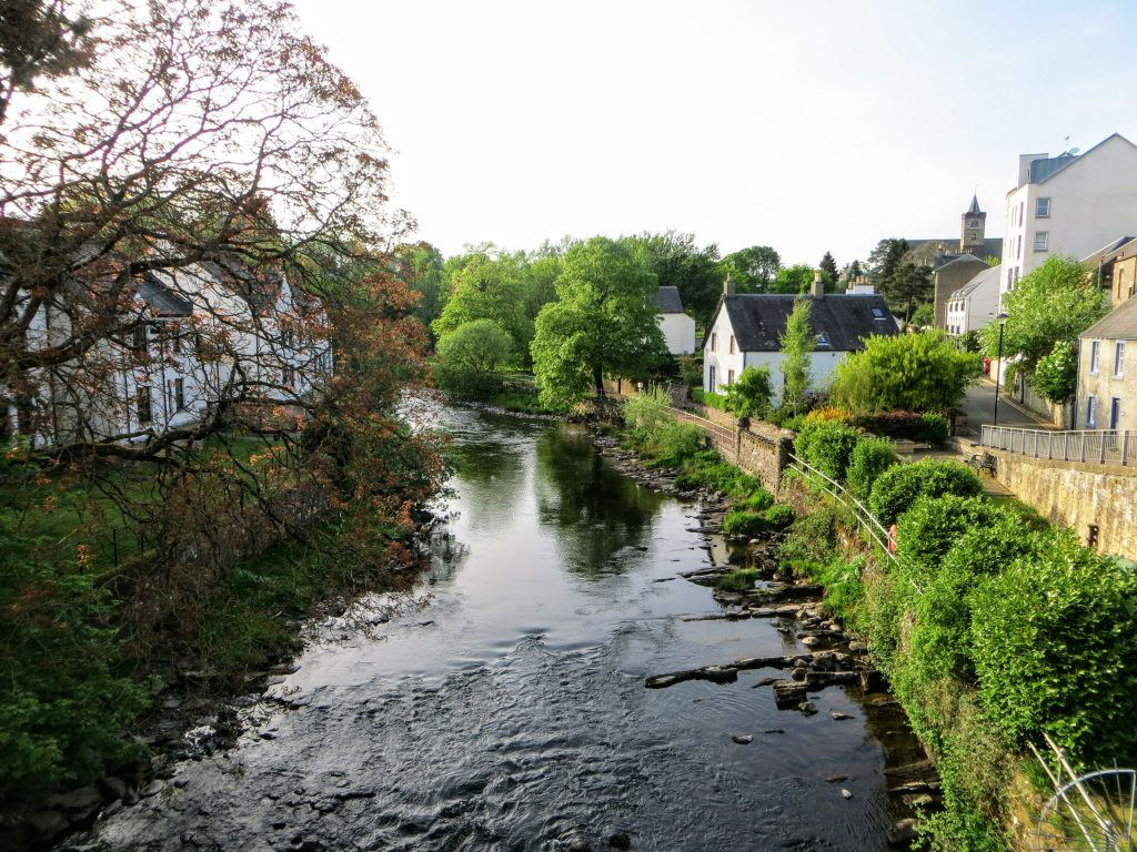 Scottish Clan Tours - Dunblane