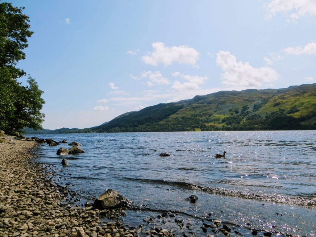 Scottish Clan Tours - Loch Earn
