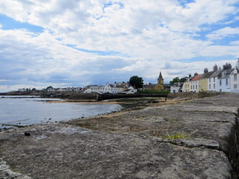St Andrews and Fife Tour - Anstruther