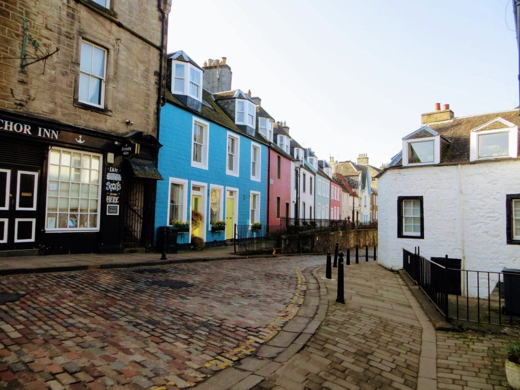 St Andrews and Fife Tour - South Queensferry