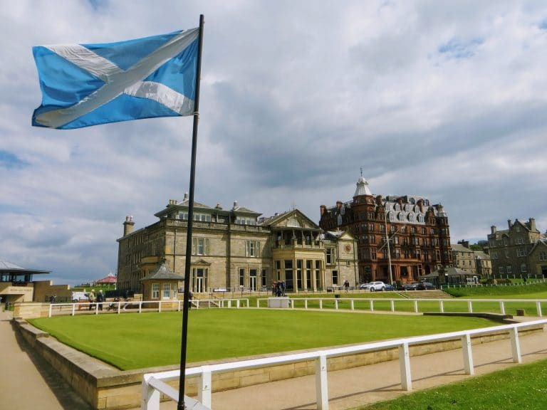St Andrews and Fife Tour - St Andrews