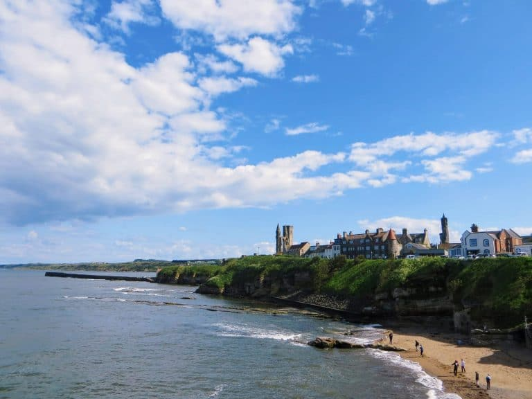 St Andrews and Fife Tour - St Andrews Views