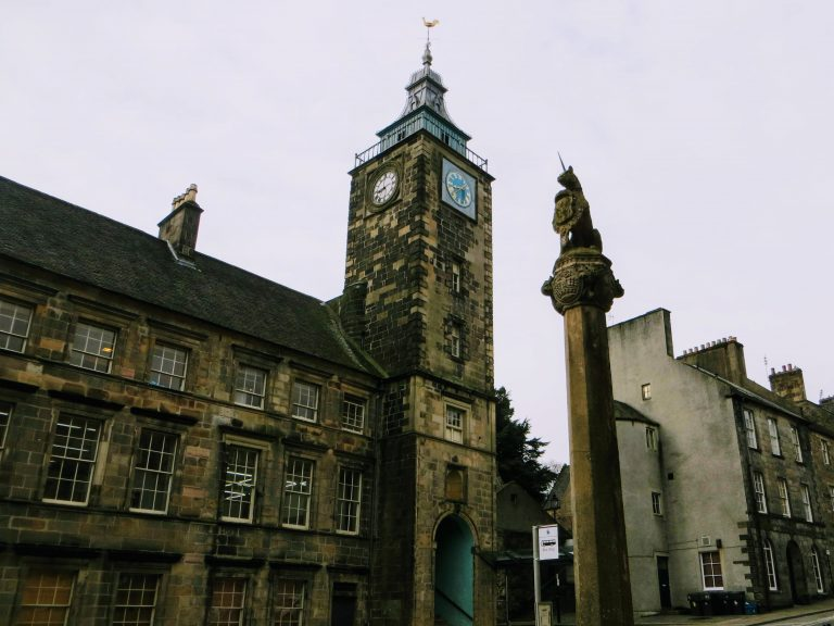 Stirling Tours - Old Town