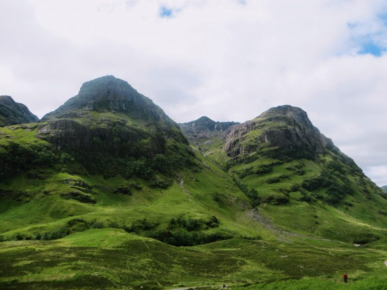 Glasgow to Inverness Tour Transfer - Three Sisters