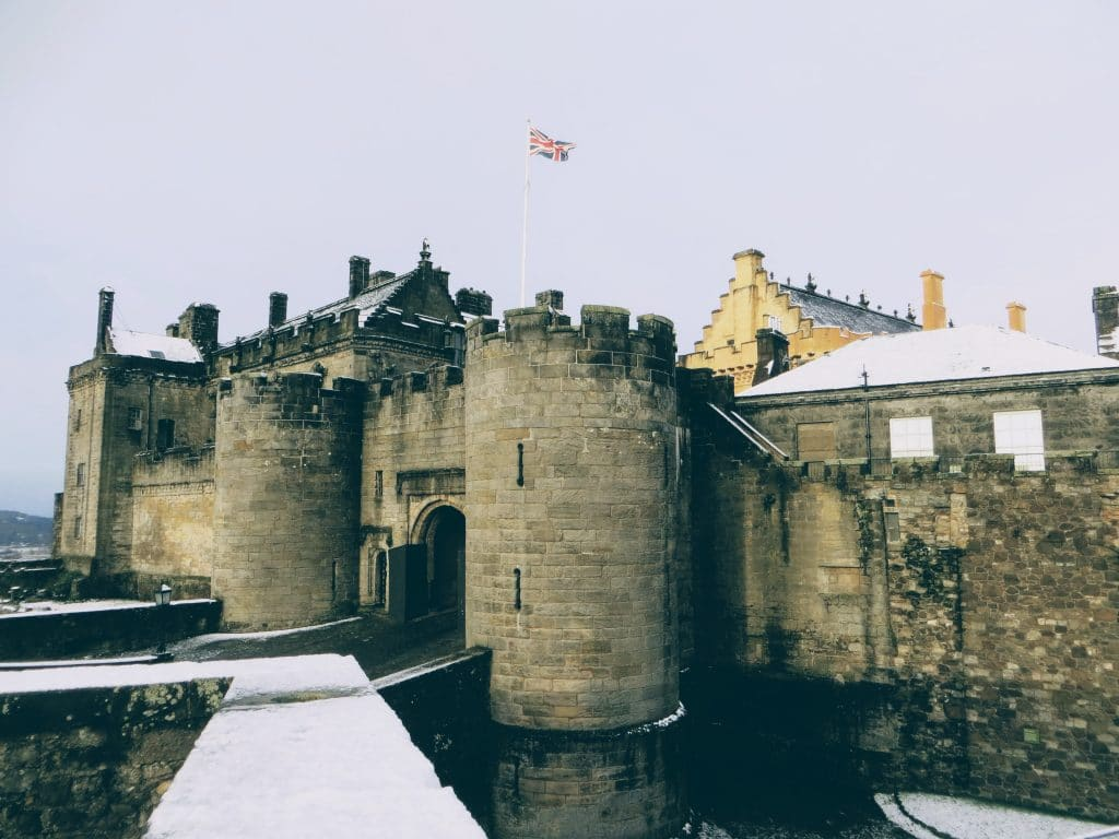 Scottish Clan Tours - Stirling Castle