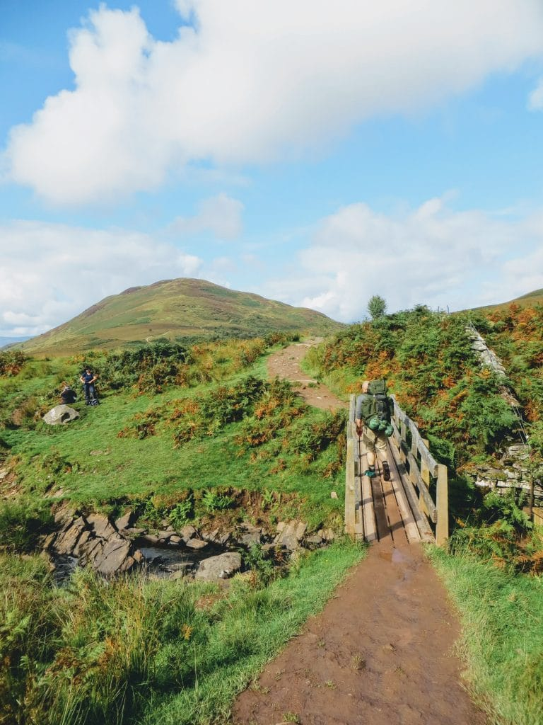 West Highland Way Tips - Conic Hill