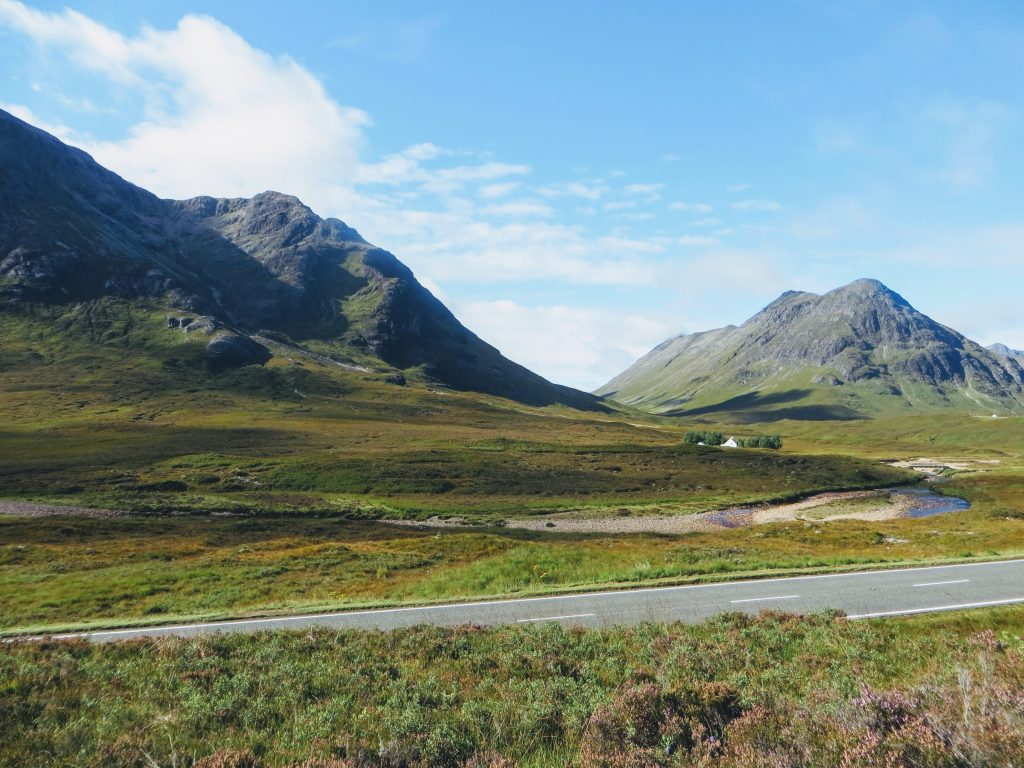West Highland Way Tips - Glen Coe