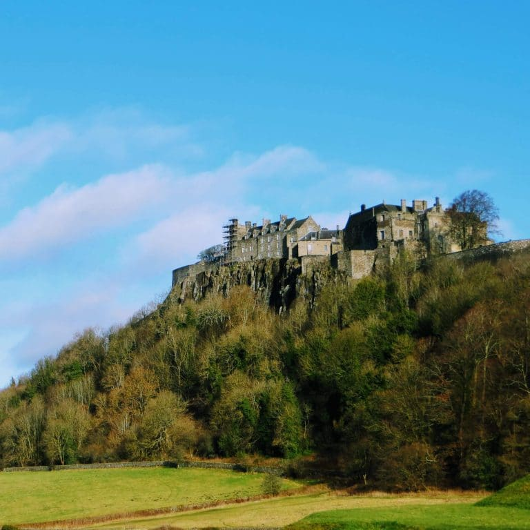 Things to do in Stirling - Castle Hill
