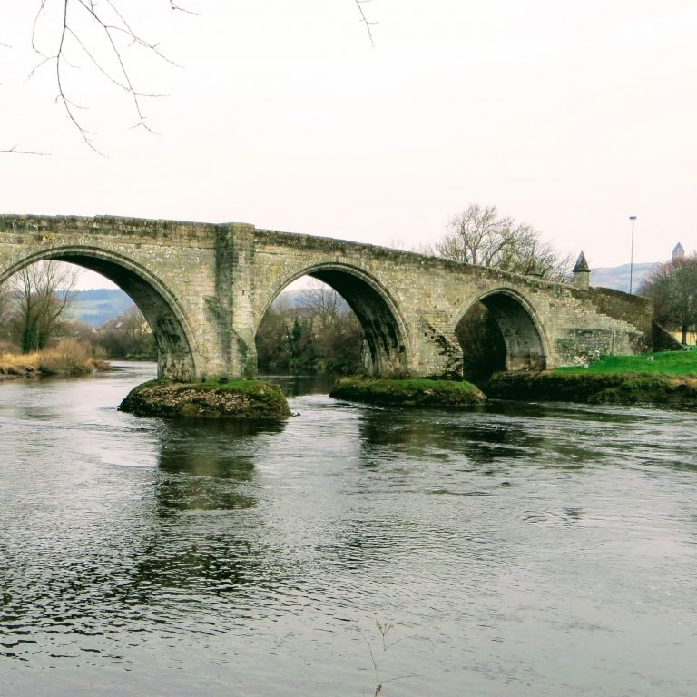 Things to do in Stirling - Old Bridge