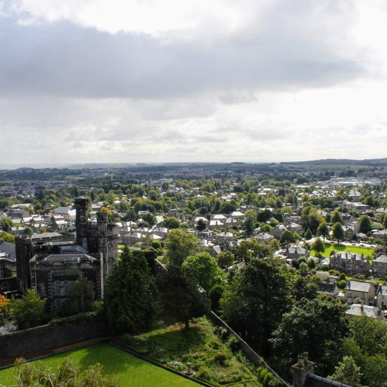 Things to do in Stirling - Panorama