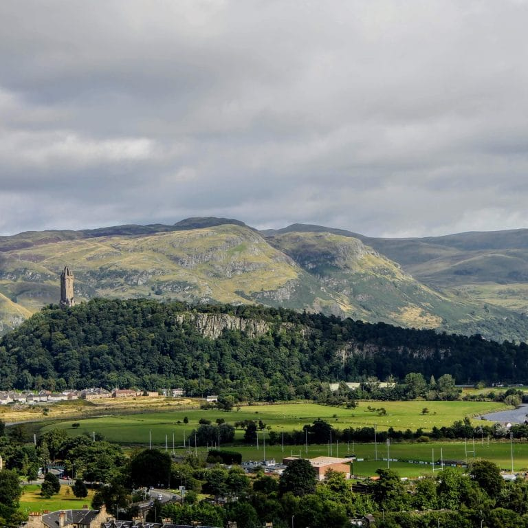 Things to do in Stirling - Wallace Monument