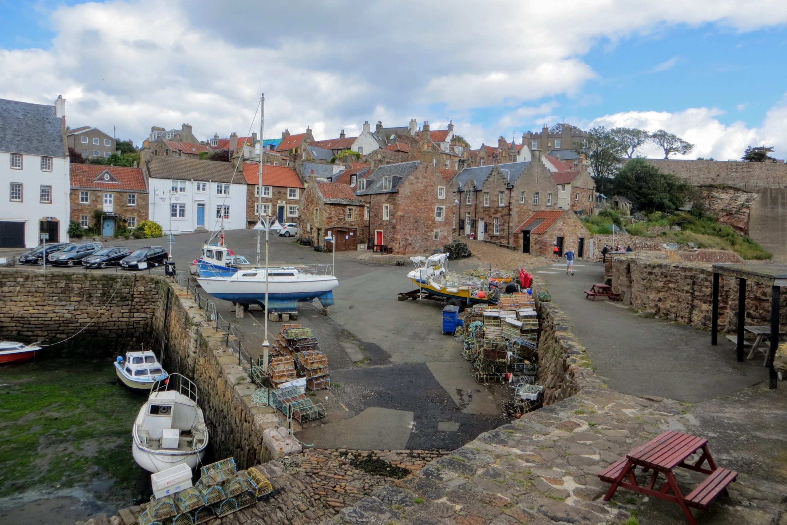 Family-friendly Holidays in Scotland - Crail