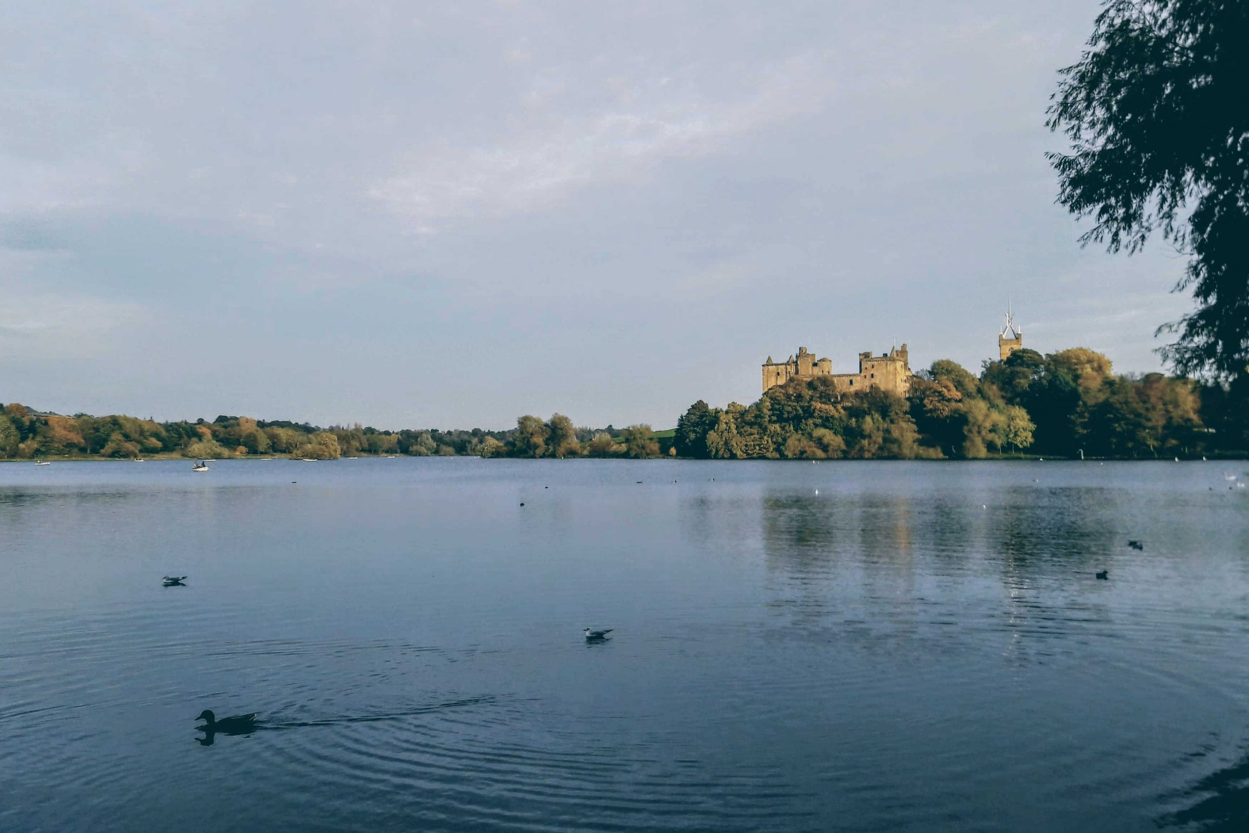 One-day Tours of Scotland - Linlithgow
