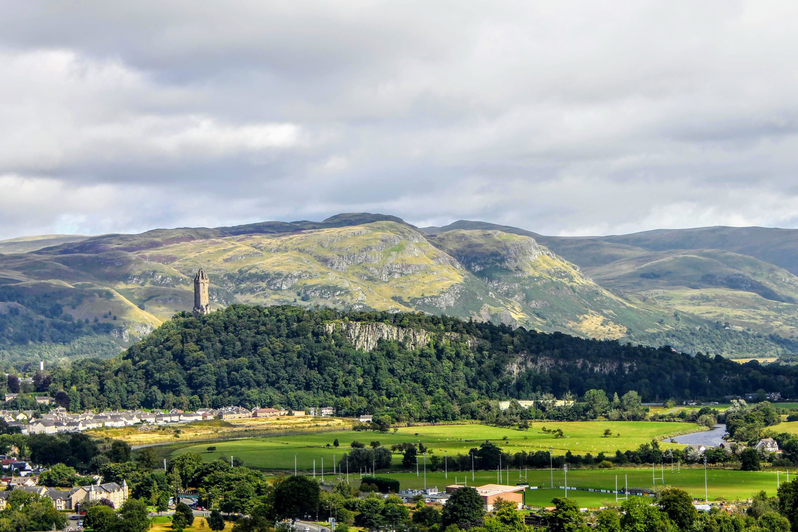One-day Tours of Scotland - Stirling
