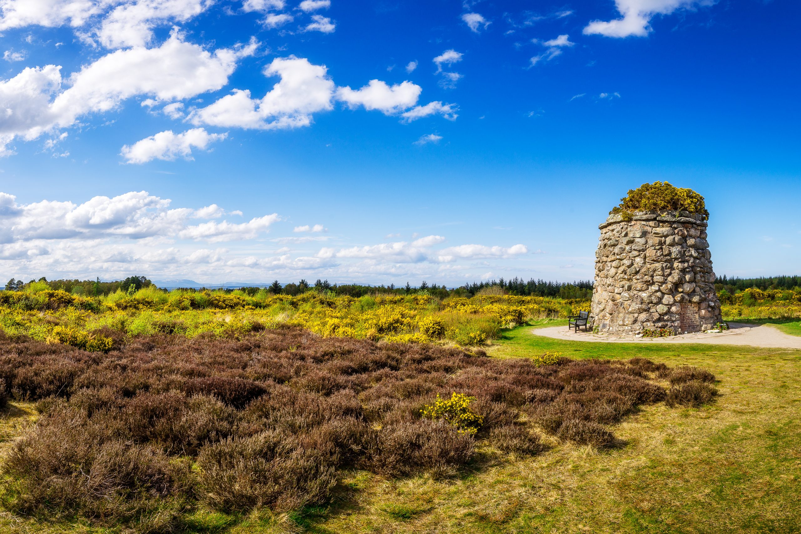 Short Tours of Scotland - Culloden