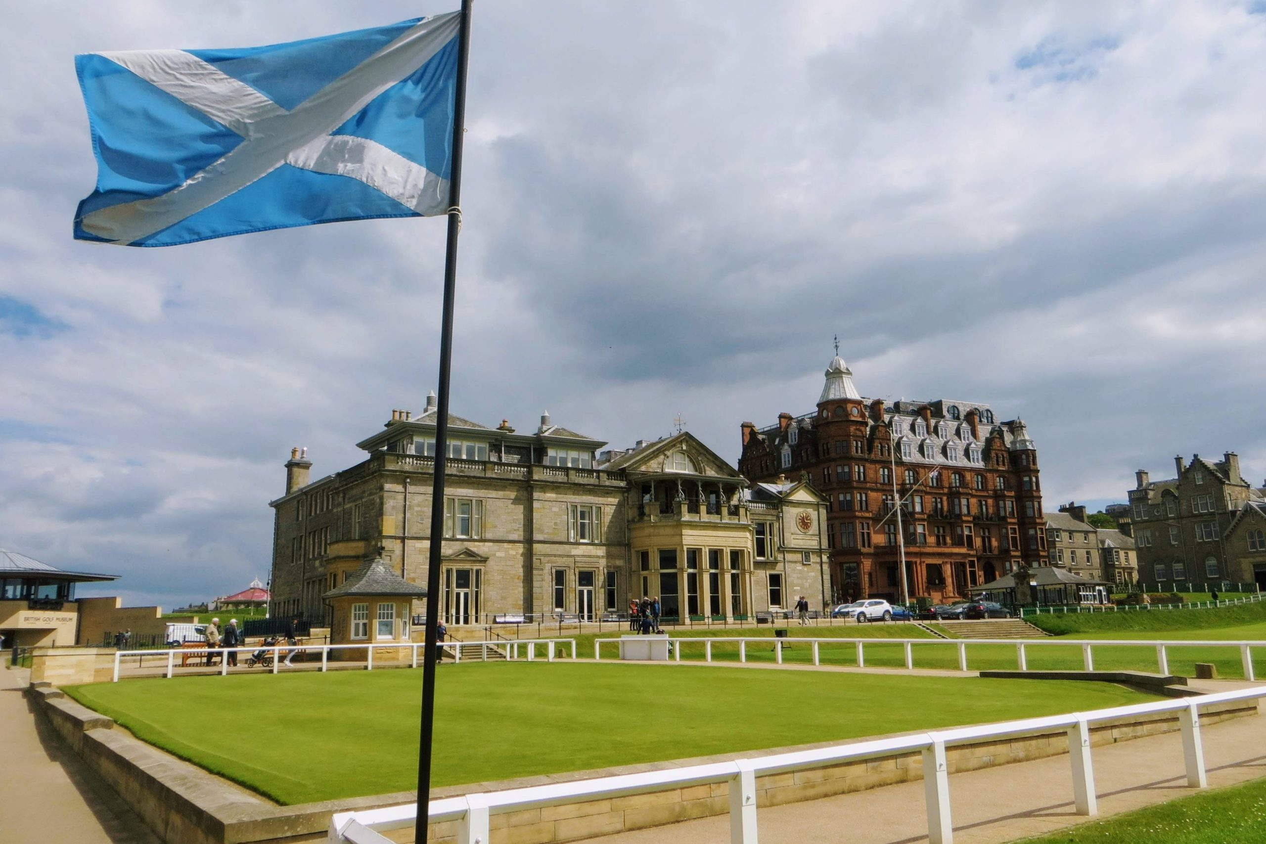 St Andrews and Fife Tour